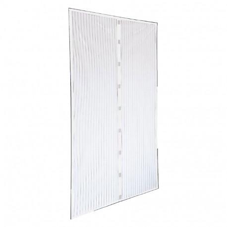 APPLIQUE LED TWIN BIANCO 20W 1250LM 4000K IP54 UGR 22X10,3X8,5CM